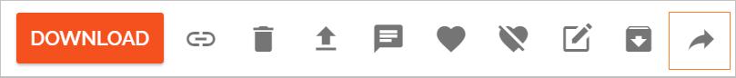 operations toolbar